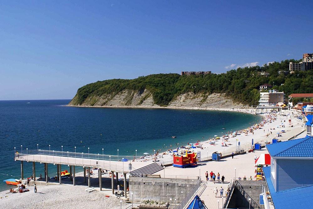 Туапсе фото моря пляжа